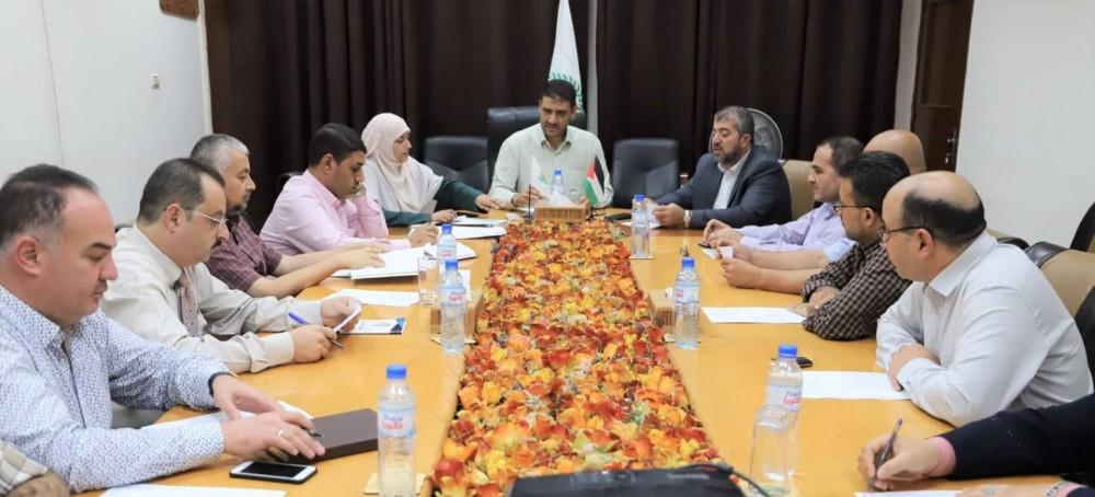 خلال لقاء الصحة مع اللجنة العليا للصيدلة