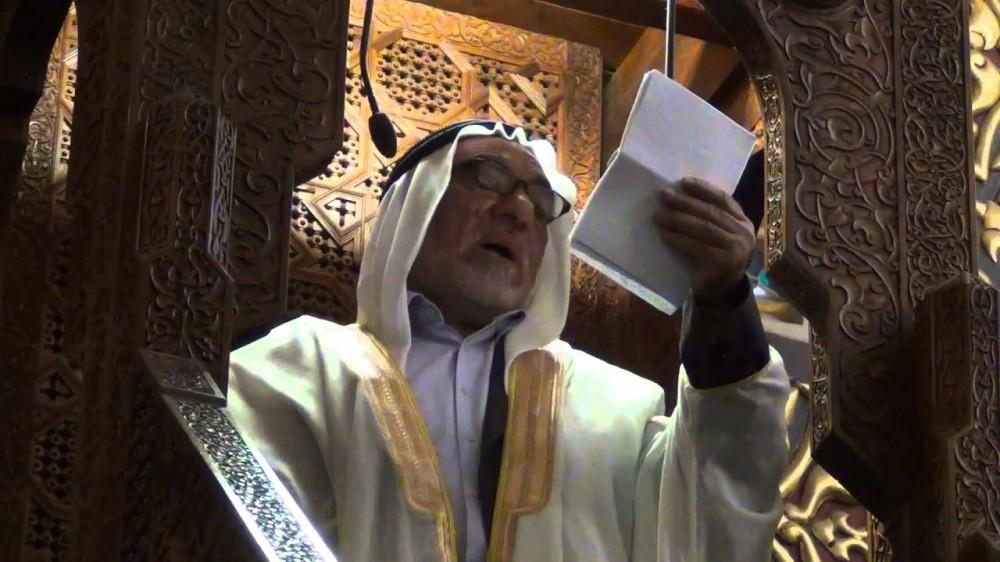 خطيب الأقصى إسماعيل نواهضه