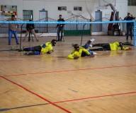 الشباب والرياضة تنظم بطولة كرة الجرس للمكفوفين