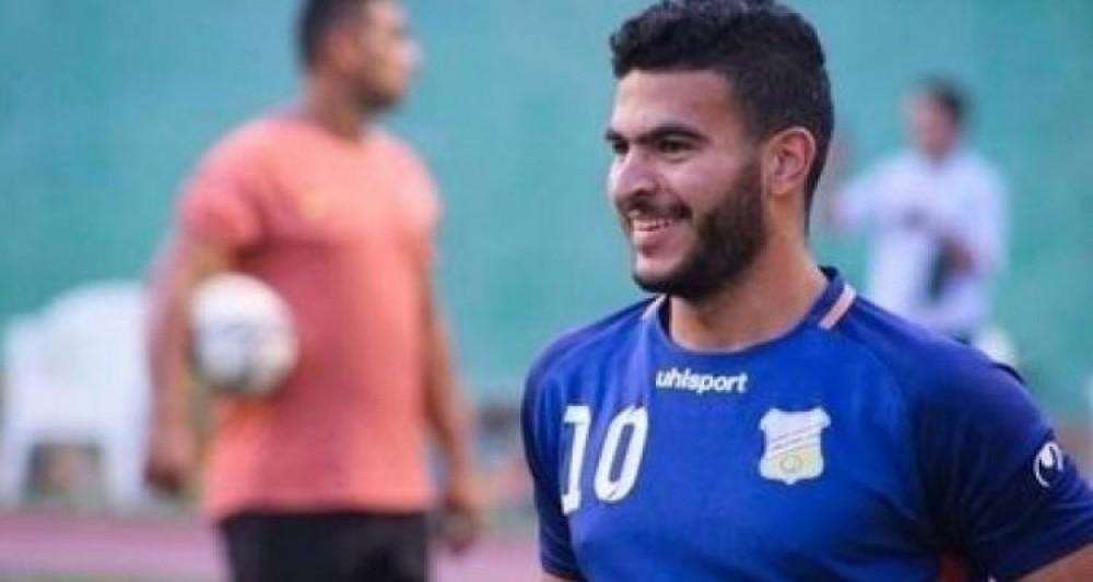 الفلسطيني حمدان يسجل مشاركته الأولى مع طنطا