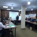 موظفو البلديات يشاركون في ورشة عمل لتنمية قدرات البلديات