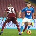 بطولة إيطاليا: نابولي يواصل نزيف النقاط وفوز صعب لإنتر ميلان وخسارةللاتسيو