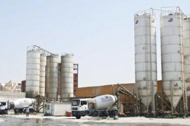 وزارة الأشغال  تجري جولات رقابية على مصانع الخرسانة والبلوك في غزة