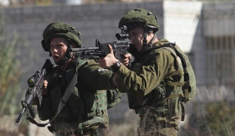 عناصر من جيش الاحتلال خلال مواجهات في الضفة