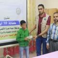 خدمات الطفولة تصرف 5200 شيكل كفالات الأيتام لشهر مايو