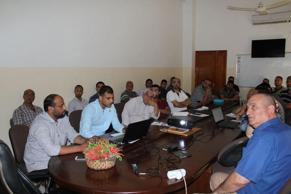 الزراعة: انطلاق العمل على مشروع النظام المحوسب لبطاقة المزارع (1)
