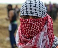 مواجهات جمعة الشباب الثائر من مسيرة العودة/تصوير: عطية درويش