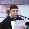 اسماعيل عجاوي، الطالب الفلسطيني الذي حصل على منحة دراسية في جامعة هارفارد،