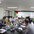 غرفة تجارة وصناعة محافظة غزة تستقبل وفد من جايكا اليابانية