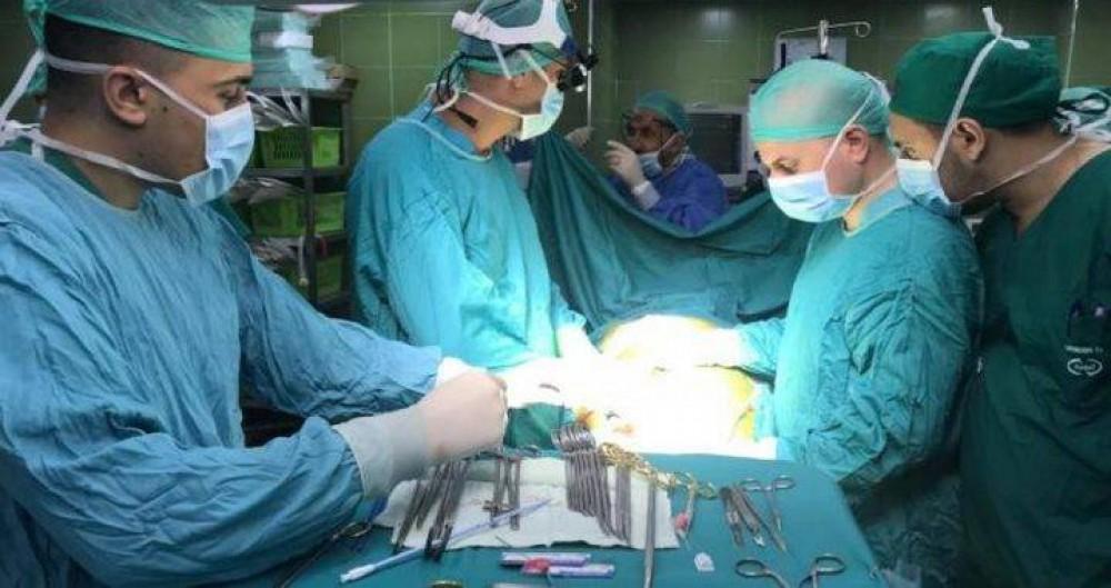 الصحة تجري أكثر من 40 ألف عملية جراحية خلال النصف الأول من العام 2020 -صورة من الارشيف