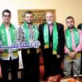 الكتلة الاسلامية حملة تهانينا