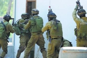 مواجهات عقب اقتحام قوات الاحتلال مناطق في بيت لحم