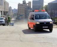 أجواء حظر التجوال الشامل في قطاع غزة .. تصوير | مدحت حجاج