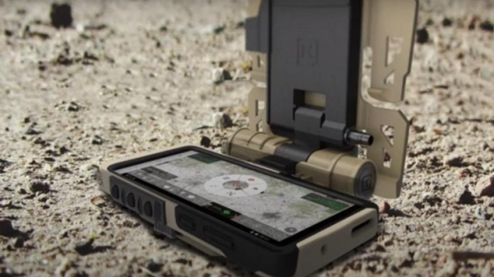 أحدث هواتف سامسونغ المخصصة للجيش والقوات الخاصة