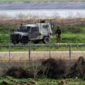 قوات الاحتلال على حدود القطاع