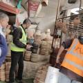 بلدية غزة تكثف جهود مكافحة القوارض والحشرات الضارة