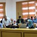 جامعة الأقصى تنظم ورشة عمل حول جودة الامتحانات الجامعية