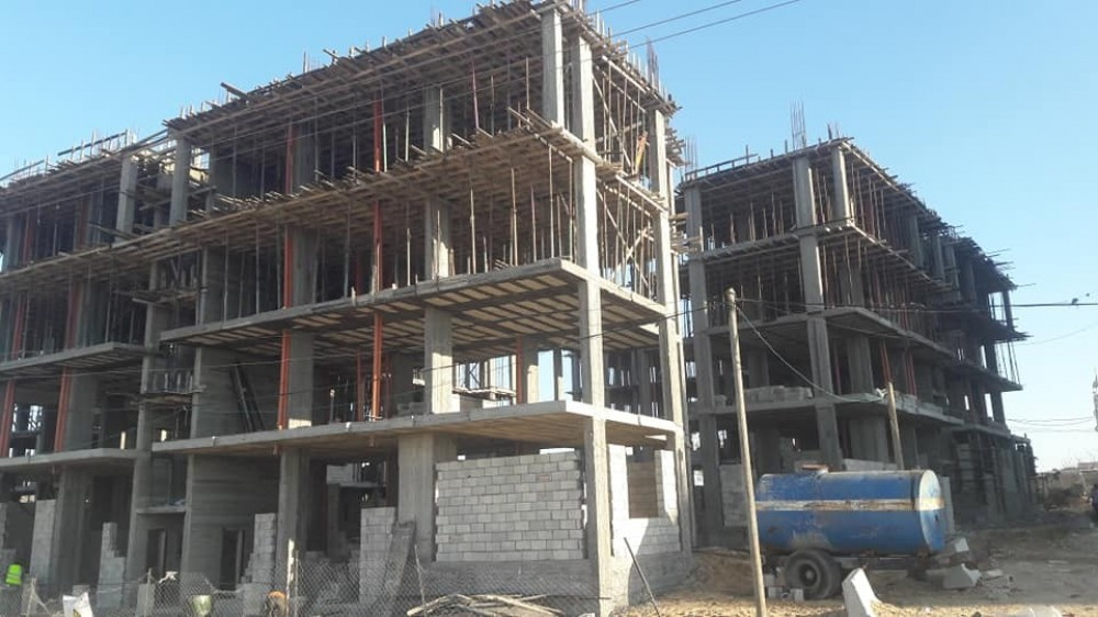 وزارة الأشغال تفتح مظاريف عطاء مشروع إعادة اعمار المجمع الإيطالي الأول
