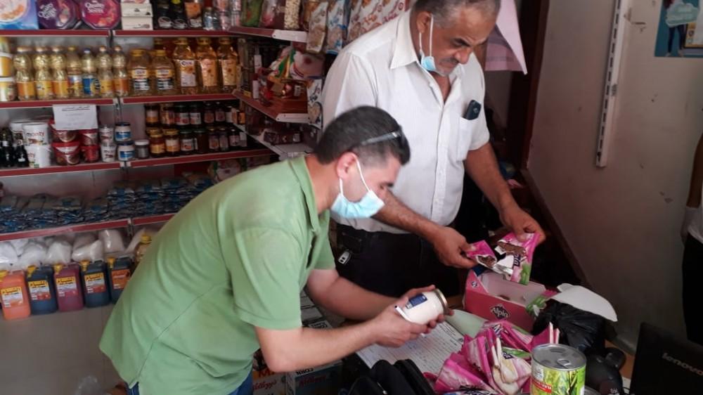الاقتصاد: تحرير 32 محضر ضبط لتجار مخالفين خلال 260 جولة