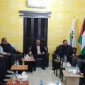 وفد قيادي من حماس يختتم زيارته إلى لبنان
