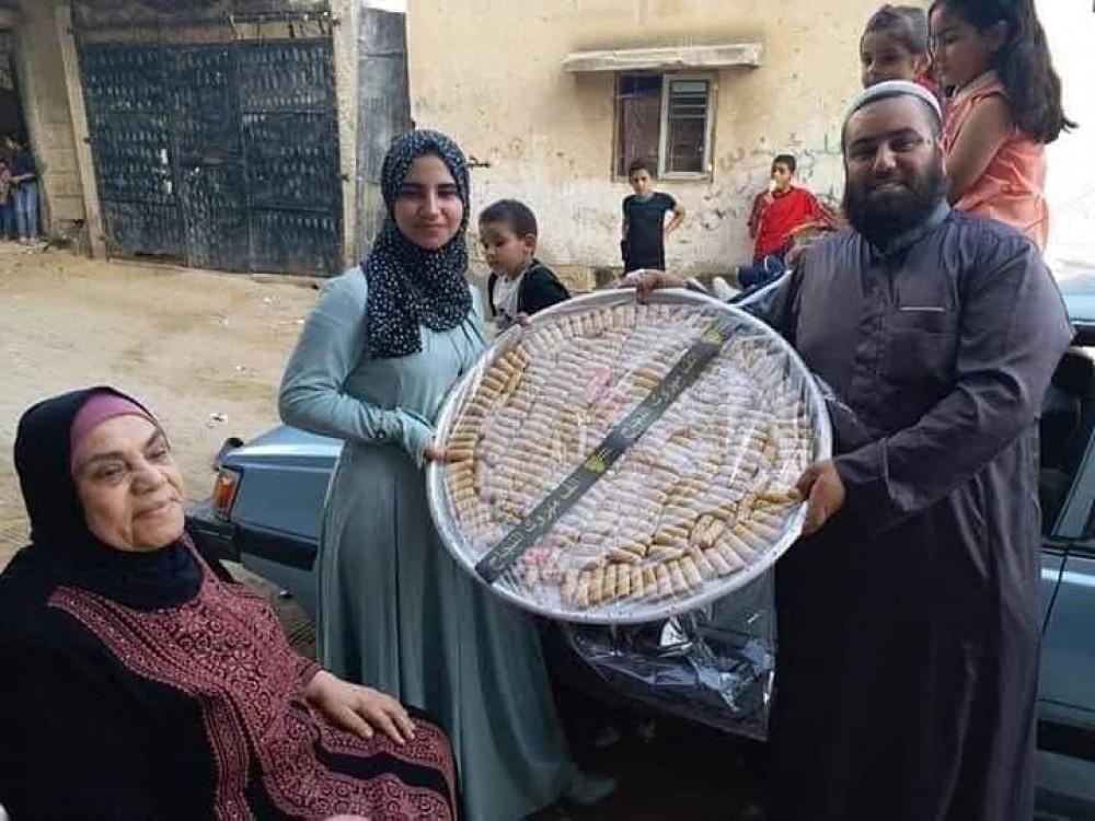 جُمانة ابنة الأسير علاء أبو جزر