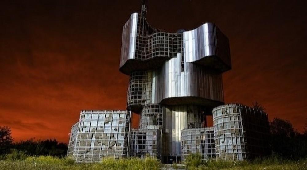 تعرف على أغرب الأبنية المستوحاة من الفضاء