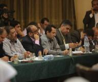 مؤتمر إعلان وثيقة حماس من غزة/تصوير عطية درويش