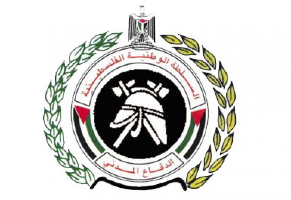 وكالة الرأي الفلسطينية الدفاع المدني قريبا قارب إطفاء بحري