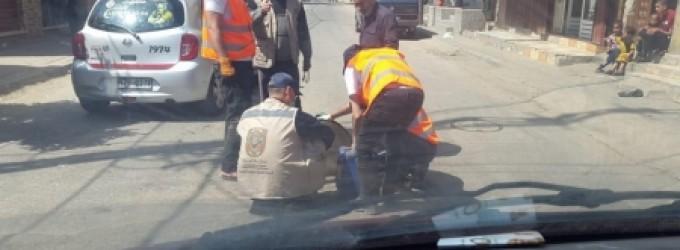 بلدية غزة تعالج 70 شكوى  تعلق بمكافحة البعوض منذ بداية الأسبوع الحالي