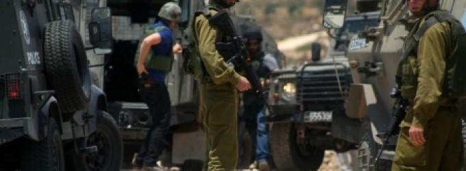 اقتحام قوات الاحتلال