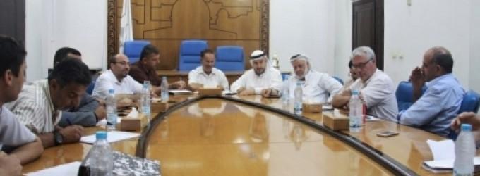 اللجنة الاقتصادية بالتشريعي تدعو لاعتماد ثلاث مختبرات لفحص الأسمدة المستوردة