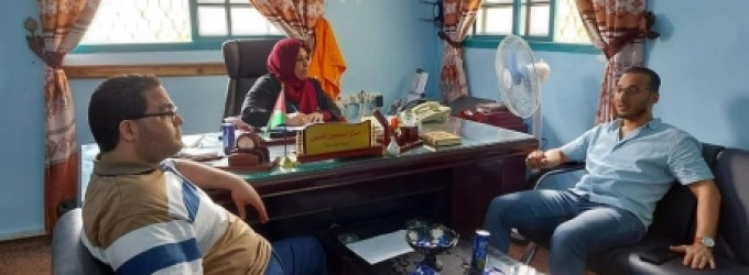 التنمية الاجتماعية تنظم زيارة لجمعية بلسم للتأهيل المجتمعي