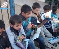 تنوين تعزف سيمفونية الإبداع بغزة/ تصوير حسام سالم