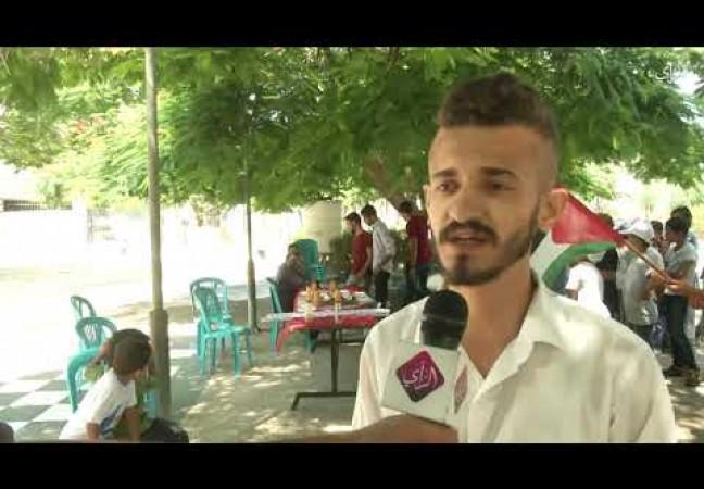 غزة: وزارة الشباب والرياضة ترعى مجموعة من مشاريع المخيمات الصيفية للأطفال