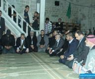 غزة تشيع جثمان أم نضال فرحات/ تصوير: علاء السراج