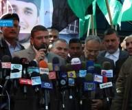 فعاليات تضامنية انطلقت تنديدا باستشهاد الأسير عرفات جرادات - تصوير علاء السراج