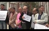 وزارة الإعلام بغزة تنظم وقفة تضامنية بمناسبة اليوم العالمي لحرية الصحافة