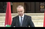 الاجتماع الأول لمجلس الوزراء في حكومة التوافق الوطني