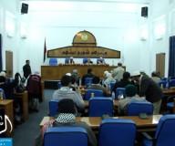 المجلس التشريعي الفلسطيني يستقبل وفدا ماليزيا متضامنا