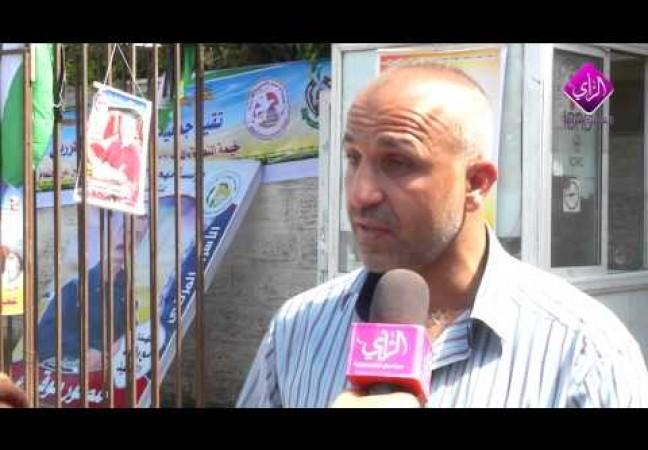 الأسرى الإداريون يواصلون إضرابهم عن الطعام في سجون الاحتلال