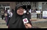 غزة: وقفة تضامنية نسوية لحركة الأحرار دعمًا للأسرى في سجون الاحتلال