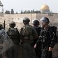 جنود الاحتلال في محيط الأقصى