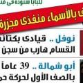 وجهَت الصحيفة اتهامات (باطلة) بحق قيادات من القسام