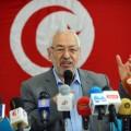 زعيم حزب النهضة الإسلامية بتونس (راشد الغنوشي)