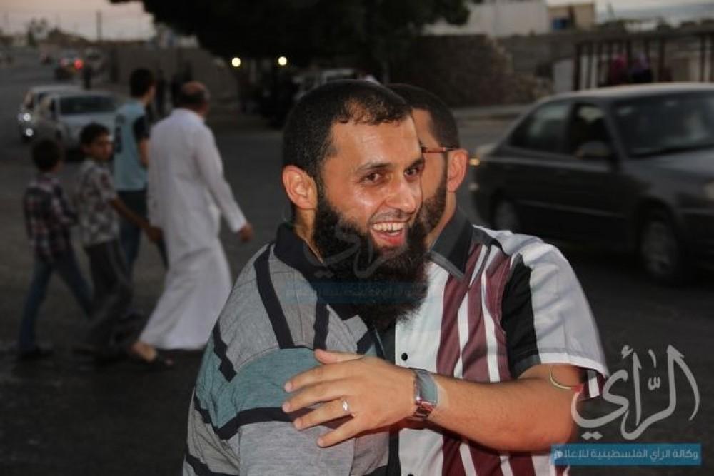 أبو فنون لدى وصوله غزة