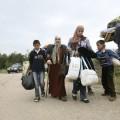 النازحين من سوريا