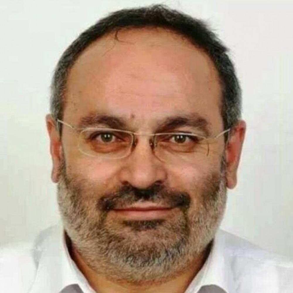 الصحفي المعتقل