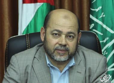 عضو المكتب السياسي لحركة حماس موسى أبو مرزوق
