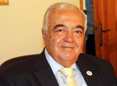 وزير العمل مأمون أبو شهلا