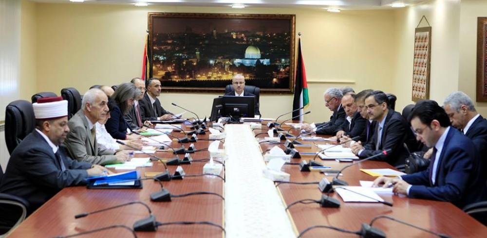 جلسة أسبوعية لحكومة التوافق